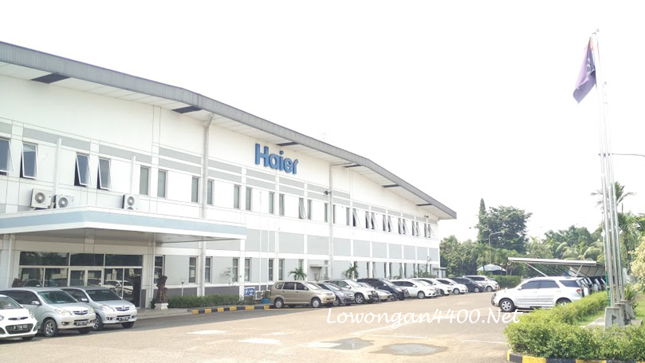 PT Haier Electrical Appliances Indonesia